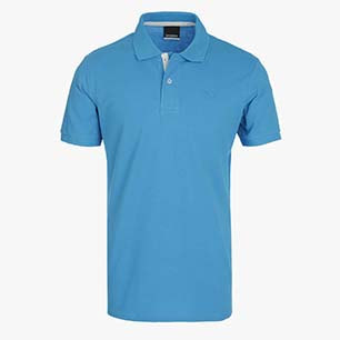 POLO PQ, SKY-BLUE DIVA, medium