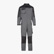 COVERALL POLY ISO 13688:2013, STEEL GREY, swatch