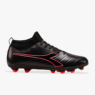 BRASIL ELITE R LP12, BLACK/RED FLUO, medium