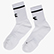 SOCKS, OPTICAL WHITE, swatch