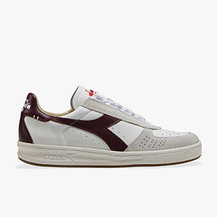 B.ELITE H LEATHER DIRTY, WHITE/ADVENT VIOLET, medium