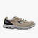 RUN II TEXT ESD LOW S1P SRC ESD, SAND/SAND, swatch