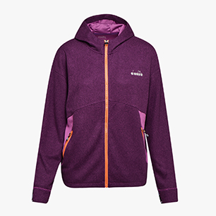 L. HD FZ SWEAT BE ONE, MAJESTIC VIOLET, medium