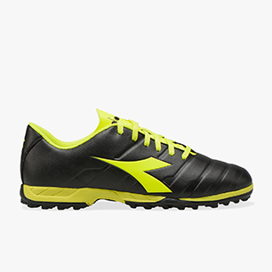 PICHICHI 3 TF, BLACK/FLUO YELLOW DIADORA, medium