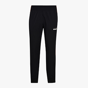 PANTS CHALLENGE, BLACK, medium