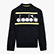 JB.CREWNECK SWEAT 5 PALLE, NEGRO, swatch