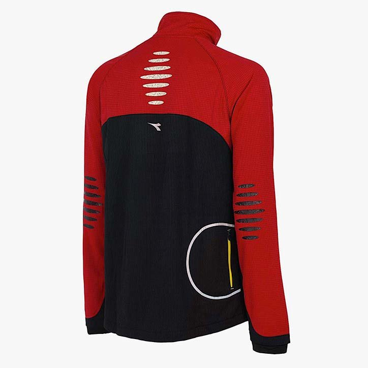 SWEAT FZ TRAIL ISO 13688:2013, FERRARI RED ITALY, large