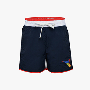 JU.BEACH SHORT FREGIO, CORSAIR AZUL, medium