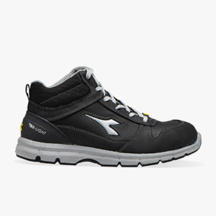 RUN II HI S3 SRC ESD, BLACK, medium