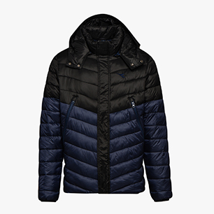 PADDED JACKET, BLUE CORSAIR, medium
