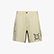PAURA DOUBLE LOGO SHORT, WHITE, swatch