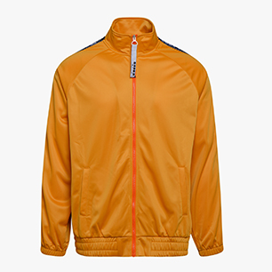 TRACK JACKET TROFEO, ORANGE MUSTARD, medium