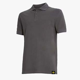 POLO MC ATLAR II, STEEL GREY, medium