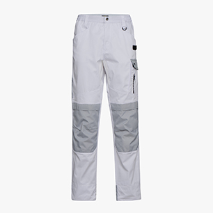 PANT. EASYWORK LIGHT ISO 13688:2013, OPTICAL WHITE, medium