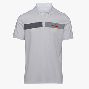 POLO STATEMENT SS, OPTICAL WHITE, medium