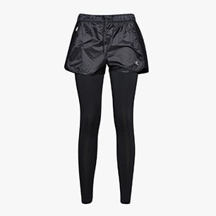 L. TIGHT SHORTS TWO IN ONE, NEGRO, medium