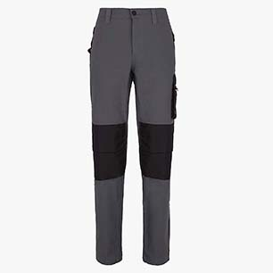 PANT STRETCH ISO 13688:2013, RAIN GREY, medium