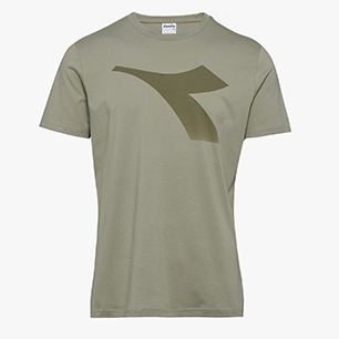 SS T-SHIRT FREGIO, VETIVER, medium