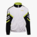 TRACK JACKET OFFSIDE '95, OPTICAL WHITE/BLACK, swatch