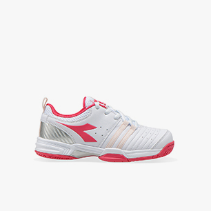 S. FLY 2 JR, WHITE/RED VIRTUAL PINK, medium