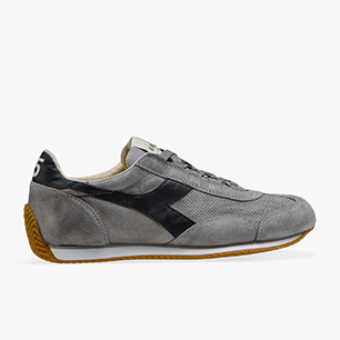 EQUIPE SUEDE SW, GRAY/BLACK, medium