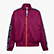 L. TRACK JACKET TROFEO, VIOLET BOYSENBERRY, swatch