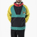 ANORAK MCNAIRY, GREEN SHADOW, swatch