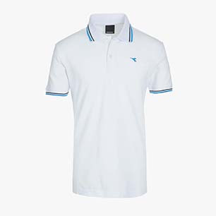 POLO PQ, BLANCO ÓPTICO, medium
