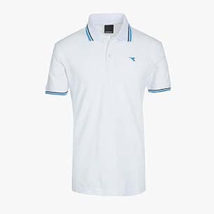 POLO PQ, BLANC OPTIQUE, medium