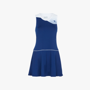 L. DRESS COURT, BLEU CLASSIQUE, medium