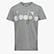 J.SS T-SHIRT 5 PALLE, LIGHT MIDDLE GREY MELANGE , swatch