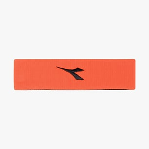 HEADBAND, LIGHT ORANGE FLUO, medium