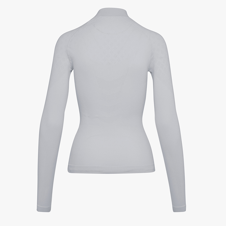 L. TURTLE NECK ACT, OPTICAL WHITE, large