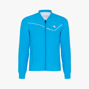 G. JACKET COURT, FLUO AZUL, medium
