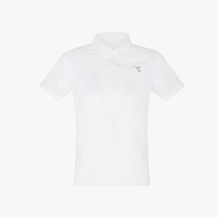 J. POLO COURT, OPTICAL WHITE, large