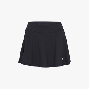L. SKIRT COURT, NOIR, medium