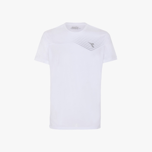 T-SHIRT COURT, BLANC OPTIQUE, medium