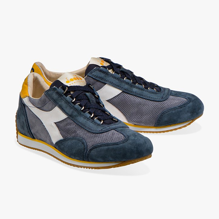 EQUIPE SUEDE SW, FLINT STONE/BLUE NIGHTS, large