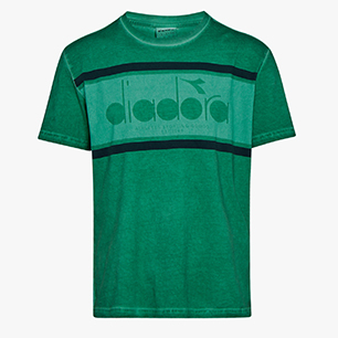 T-SHIRT SS SPECTRA USED, VERDANT GREEN, medium