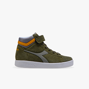 GAME S HIGH PS, BURNT OLIVE GREEN, medium
