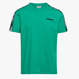 T-SHIRT SS 5PALLE OFFSIDE, HOLLY GREEN, medium