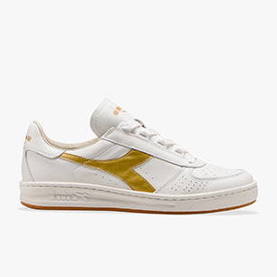 B.ELITE H ITALIA SPORT, WHITE/GOLD, medium