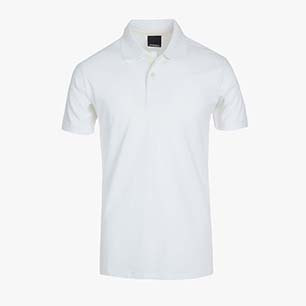 POLO PQ, OPTICAL WHITE, medium