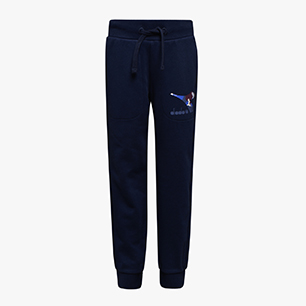 JU.CUFF PANTS CHROMIA, BLUE CORSAIR , medium