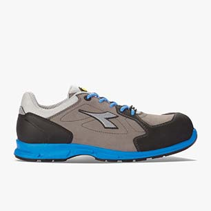 D-FLEX LOW S3 SRC, GRAY/ROYAL, medium