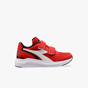 FALCON JR V, HIGH RISK RED/BLACK, medium