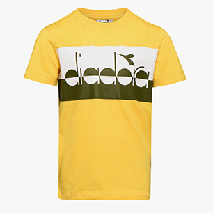 JB.SS T-SHIRT 5PALLE, YELLOW CITRON, medium