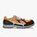 D-FLEX LOW BRIGHT S1P SRC, ORANGE FLUO/GRAY, swatch
