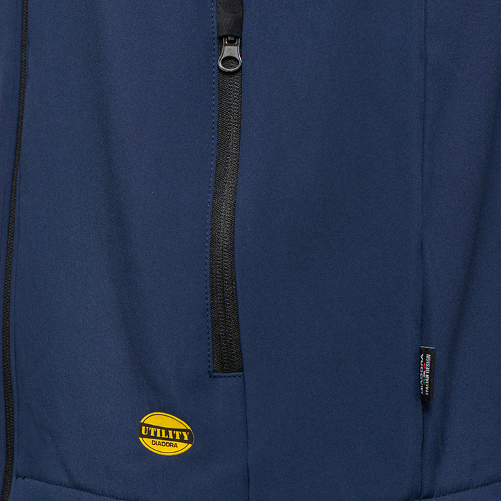 SHELL VEST LEVEL ISO 13688:2013, CLASSIC NAVY, large