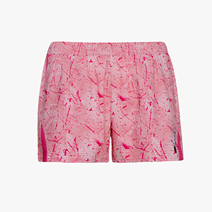 L. SHORTS, SCRATCH STRAWBERRY ICE/PEARL/V, medium